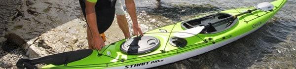 Strait 140 XE kayak