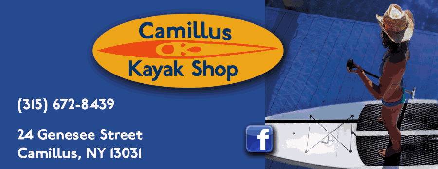Camillus Kayak Shop USA