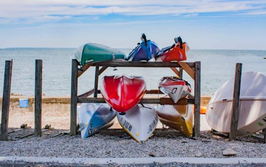How to Store Your Kayak For Winter Properly