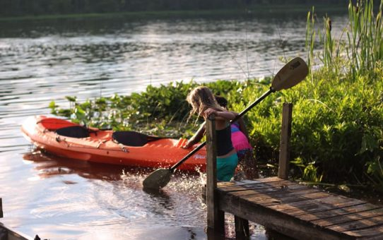 Tips for Kayaking With Kids