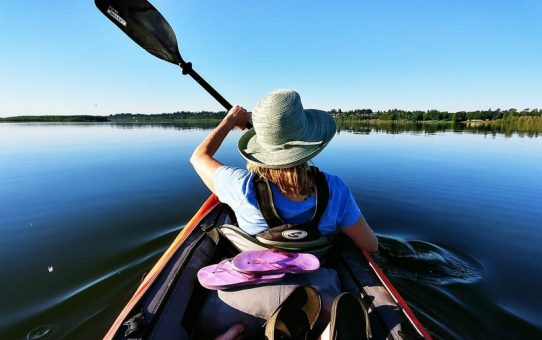 Four Things a Kayaker Should Have On Board