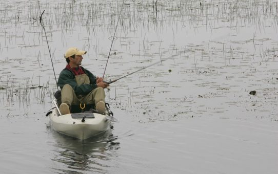 Kayak for Fishing