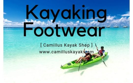 Camillus Kayak Shop Kayaking Footwear
