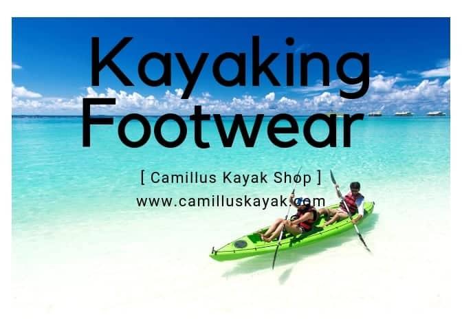 Camillus Kayak Shop Kayaking Footwear