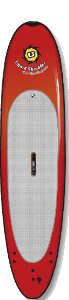 Liquid Shredder 10ft Carving Rider PaddleBoard