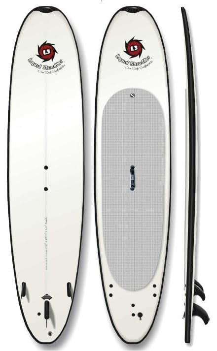 Liquid Shredder 11ft Hi Performer PaddleBoard