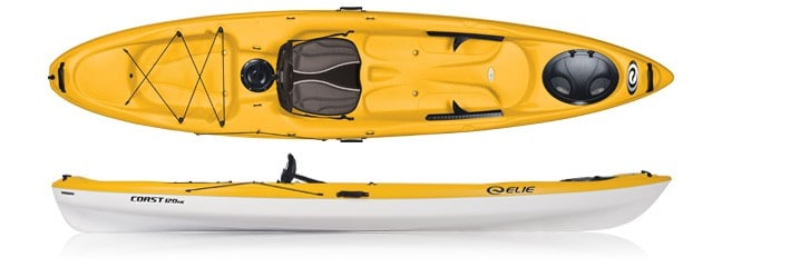 Coast 120 Kayak