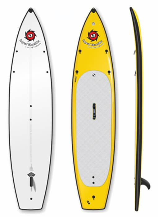 Liquid Shredder 12 Lake Paddleboard