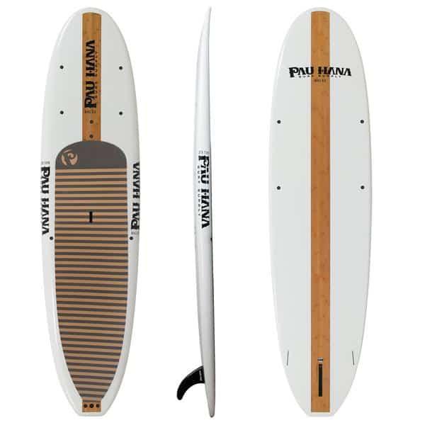 PauHana Big EZ Hawaiian Paddleboard