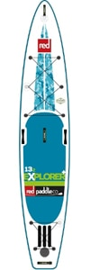 Red Paddle Co Explorer+ 13'2″