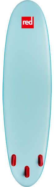 Red Paddle Co board, the Ride 10'6""