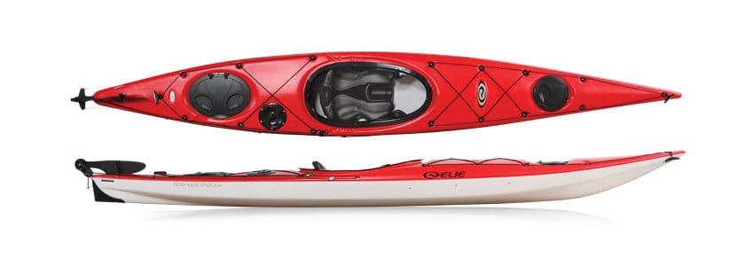 Elie Strait 140XE Kayak