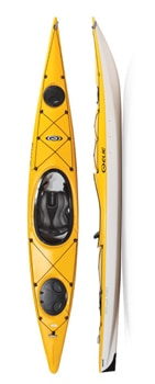 elies strait 140 kayak