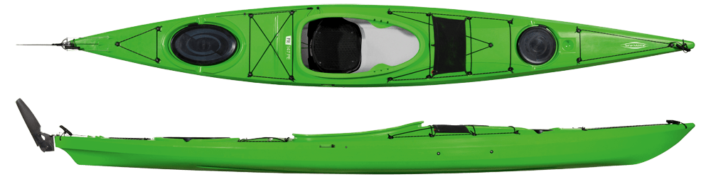 Tahe Fit 147 Kayak
