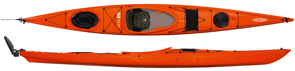 Tahe Fit 158 Kayak