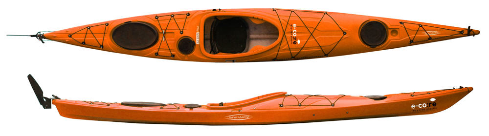 Tahe Playspirit PE Kayak