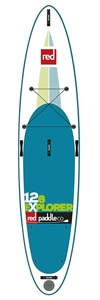 Red Paddle Co 12'6″ Explorer Inflatable SUP