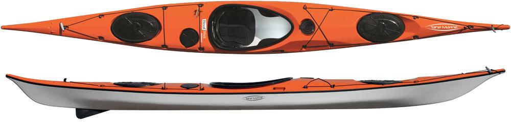 Tahe Marine Reval Mini LC Carbon Kayak