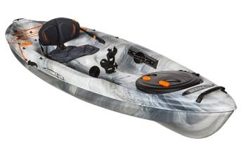 Pelican Strike 120 Angler Kayak