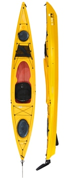 tahe fit 132 kayak