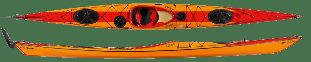 Zegul Arrow Empower Kayak