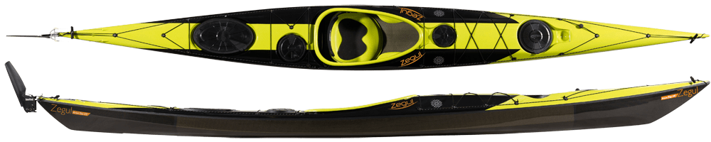 Zegul Arrow Play HV Kayak