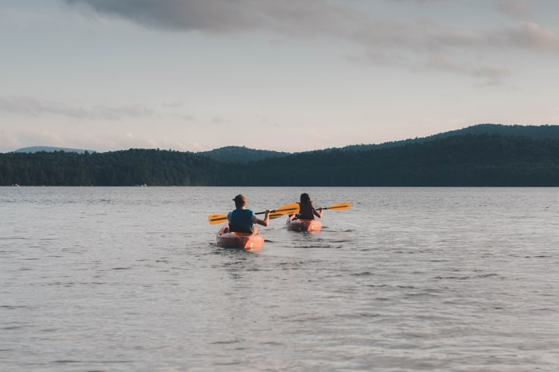 Get To Know The Waters In Your Area In A Kayak