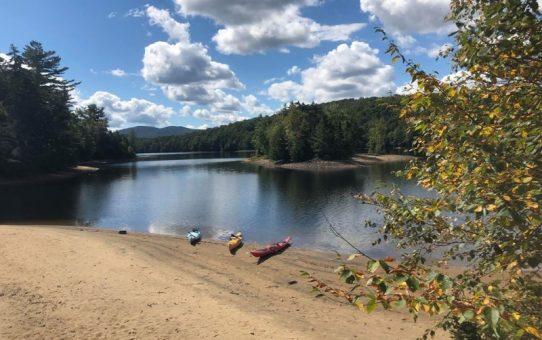 Combine Kayaking With Backpacking