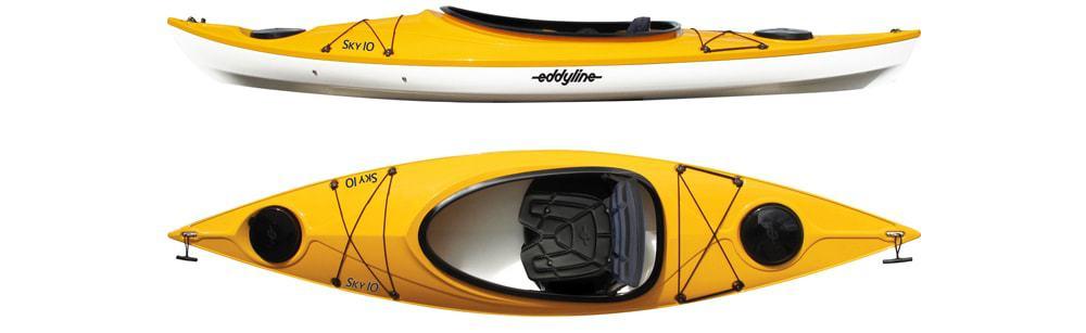 Eddyline SKY-10 kayak