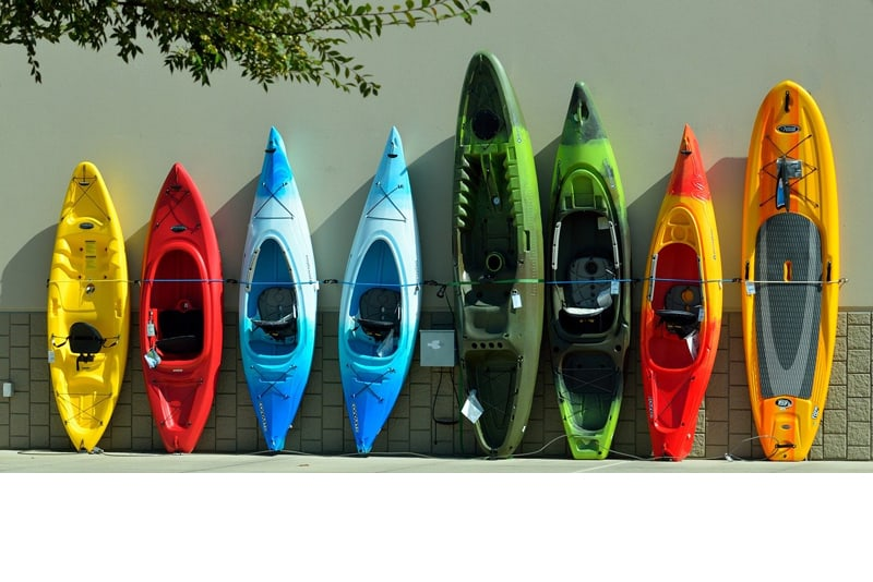 What You Need to Know to Buy a Kayak