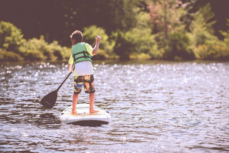 Discover the Fun of Paddle Boards